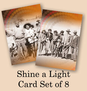 Shine a Light Card Set of 8
