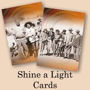 Shine a Light Cards