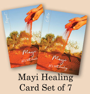 Mayi Healing Card Set of 7